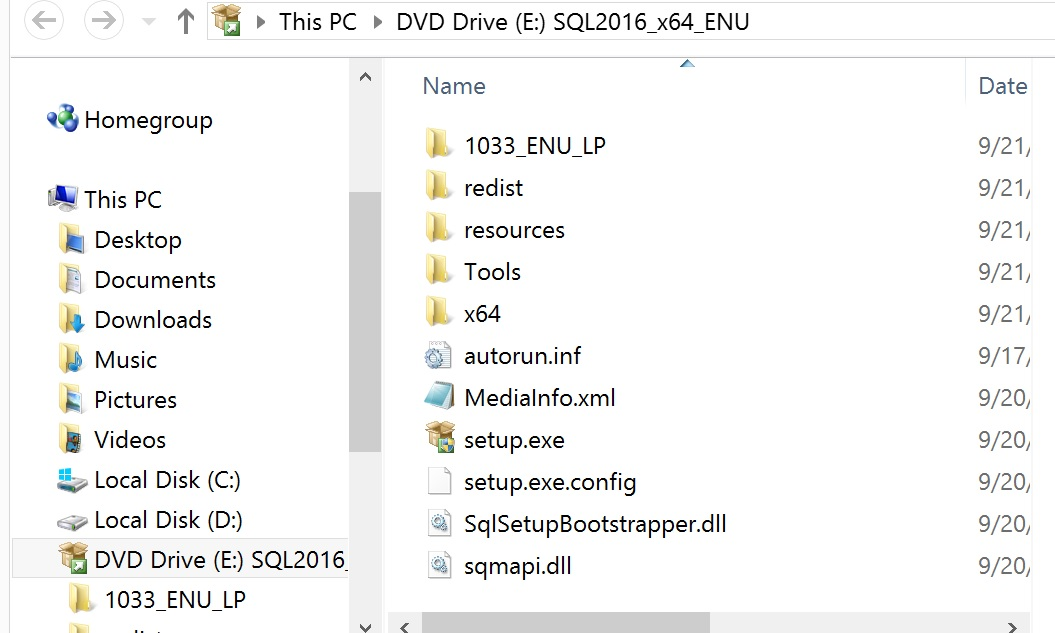 sql server express 2016 32 bit download